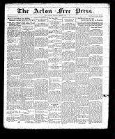 Acton Free Press (Acton, ON), February 4, 1932