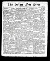 Acton Free Press (Acton, ON), February 11, 1932