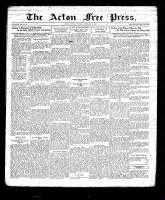 Acton Free Press (Acton, ON), February 18, 1932
