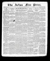 Acton Free Press (Acton, ON), February 25, 1932