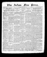 Acton Free Press (Acton, ON), March 17, 1932