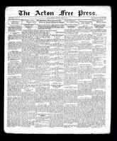 Acton Free Press (Acton, ON), April 7, 1932