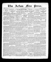 Acton Free Press (Acton, ON), April 14, 1932