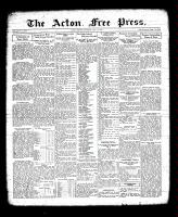 Acton Free Press (Acton, ON), July 14, 1932