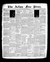 Acton Free Press (Acton, ON), December 15, 1932