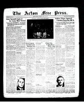 Acton Free Press (Acton, ON), April 14, 1938