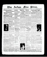 Acton Free Press (Acton, ON), June 2, 1938