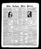 Acton Free Press (Acton, ON), April 13, 1939
