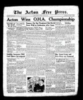 Acton Free Press (Acton, ON), April 27, 1939