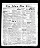 Acton Free Press (Acton, ON), May 4, 1939