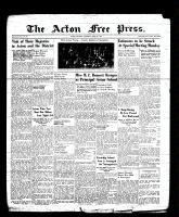 Acton Free Press (Acton, ON), June 8, 1939