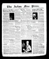 Acton Free Press (Acton, ON), August 17, 1939