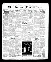 Acton Free Press (Acton, ON), August 22, 1940