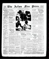 Acton Free Press (Acton, ON), September 26, 1940