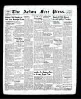 Acton Free Press (Acton, ON), October 17, 1940