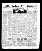 Acton Free Press (Acton, ON), October 24, 1940