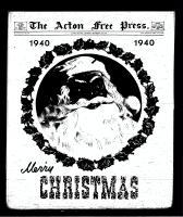 Acton Free Press (Acton, ON), December 12, 1940