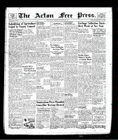 Acton Free Press (Acton, ON), December 19, 1940