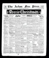 Acton Free Press (Acton, ON), December 24, 1940