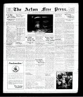 Acton Free Press (Acton, ON), February 13, 1941