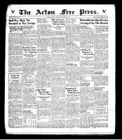 Acton Free Press (Acton, ON), November 6, 1941