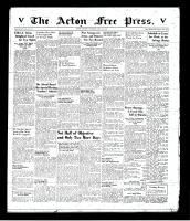 Acton Free Press (Acton, ON), May 21, 1942