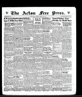 Acton Free Press (Acton, ON), January 28, 1943