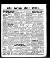 Acton Free Press (Acton, ON), February 11, 1943