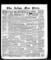 Acton Free Press (Acton, ON), February 18, 1943