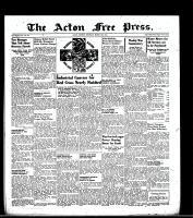 Acton Free Press (Acton, ON), March 18, 1943