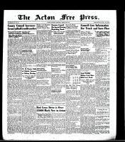Acton Free Press (Acton, ON), March 25, 1943
