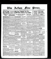 Acton Free Press (Acton, ON), April 1, 1943