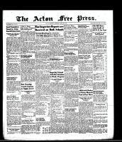 Acton Free Press (Acton, ON), April 8, 1943