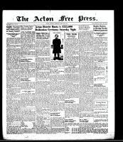 Acton Free Press (Acton, ON), April 22, 1943