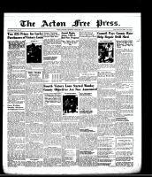 Acton Free Press (Acton, ON), April 29, 1943