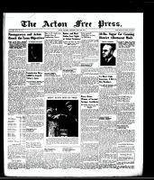 Acton Free Press (Acton, ON), May 20, 1943