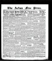 Acton Free Press (Acton, ON), May 27, 1943