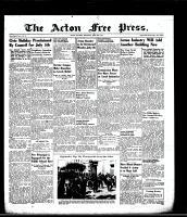 Acton Free Press (Acton, ON), June 24, 1943