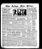 Acton Free Press (Acton, ON), July 1, 1943