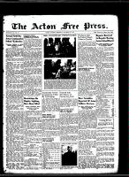 Acton Free Press (Acton, ON), October 5, 1944