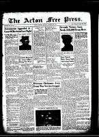 Acton Free Press (Acton, ON), October 26, 1944