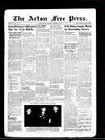 Acton Free Press (Acton, ON)7 Nov 1946
