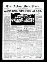 Acton Free Press (Acton, ON)28 Aug 1947