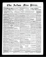 Acton Free Press (Acton, ON), October 28, 1948