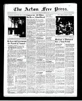 Acton Free Press (Acton, ON), December 2, 1948
