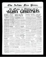 Acton Free Press (Acton, ON), December 23, 1948