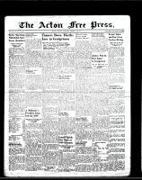 Acton Free Press (Acton, ON), January 27, 1949