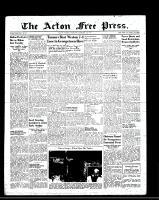 Acton Free Press (Acton, ON), February 3, 1949