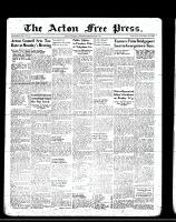 Acton Free Press (Acton, ON), February 24, 1949
