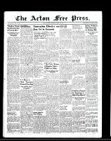 Acton Free Press (Acton, ON), April 7, 1949